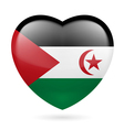 Heart icon of Sahrawi Arab Democratic Republic