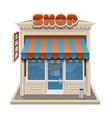 shop vector image