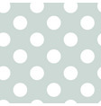 white circles dots speckles over color background vector image vector image