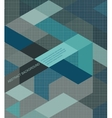 Abstract Background retro mosaic