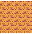 Happy Halloween background Seamless patterns vector image