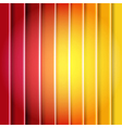 Red And Orange Background With Line vector image vector image
