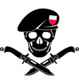 Sign special forces poland