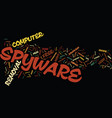 free removal of spyware text background word vector image vector image