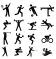 Olympic sport icons vector image
