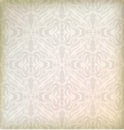 Damask wallpaper seamless vector image vector image
