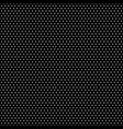 pattern with white polka dots seamless vector image vector image