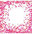 heart symbol hand drawn sketch doodle background vector image vector image
