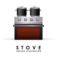 stove design vector image