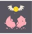 Piggy Bank concept vector image