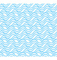 seamless water wave patterns simple seamless beau vector image vector image