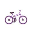 city bike modern bicycle vector image vector image