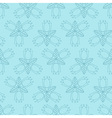 line art pattern vector image vector image