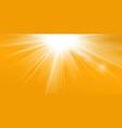 rays yellow background gold sunny sky heat