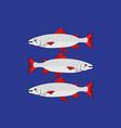 Flag of angermanland of sweden