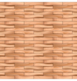 Oak Parquet Wooden Seamless Pattern Background vector image vector image