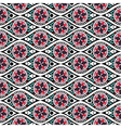 Seamless texture ornament vector image