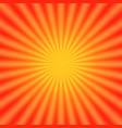 sun sunburst texture vector image