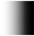 a halftone pattern vector image