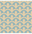 Seamless beige lace pattern vector image vector image