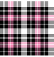 tartan plaid vector pattern vector image vector image