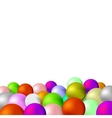Colorful Spheres vector image vector image