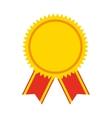 medal price winner award vector image vector image