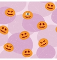 Pumpkins Seamless Pattern vector image vector image