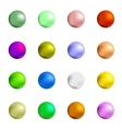 Colorful Gumball vector image vector image