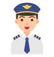 crew icon profession and job vector image vector image