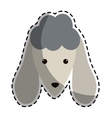 dog breed icon image vector image vector image