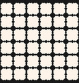 ornamental seamless pattern square grid vector image vector image