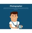Photographer Concept Banner