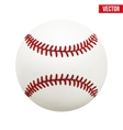Baseball leather ball