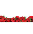 remembrance anzac day web header poppies flowers