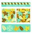 Seamless pattern and design vector image vector image