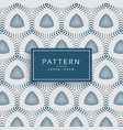 stylish modern pattern design made with lines vector image vector image