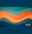 defocus background abstract color layers smooth vector image vector image
