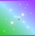 greenbluepurple abstract background vector image vector image