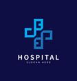 health logo with initial letter bb bb b b logo