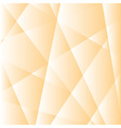 Abstract Beige Geometric Background for your desig vector image