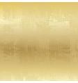 golden textured techno background vector image vector image