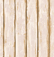 Seamless pattern of wooden boards vector image