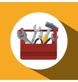 Tools concept design vector image vector image