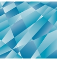 mosaic abstract blue background consisting of vector image vector image