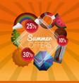 season summer image vector image vector image