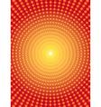 Vortex background vector image vector image