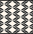 geometric seamless pattern mesh texture art deco vector image vector image