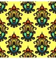 Damask Royal seamless pattern vector image