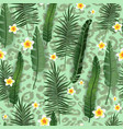 green skin seamless pattern vector image vector image